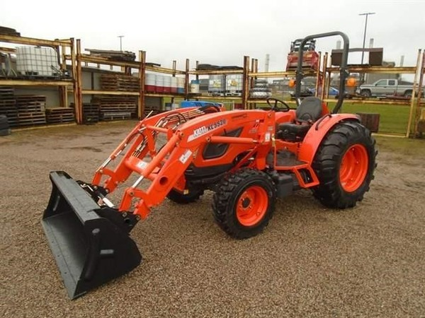 Used Kioti DK6010SE HC Tractors for Sale | Machinery Pete
