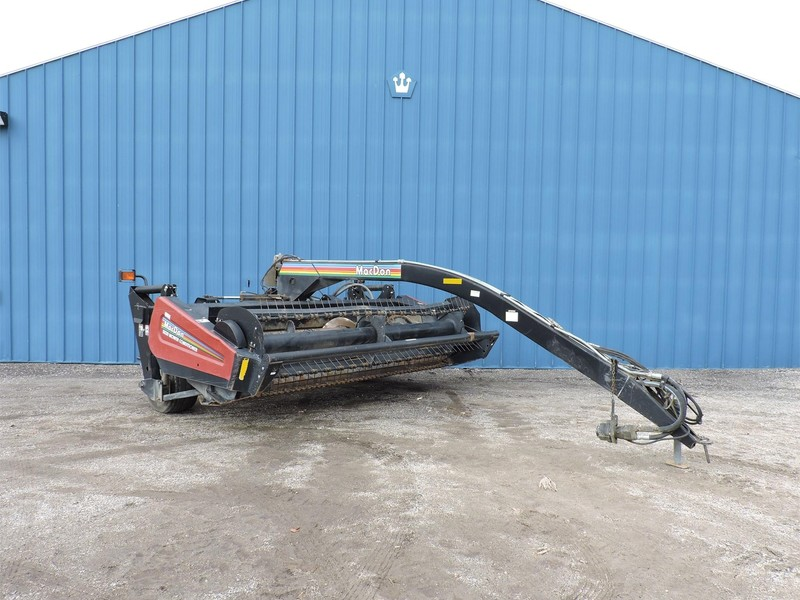 Used MacDon Pull-Type Windrowers and Swathers for Sale