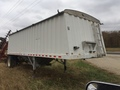 2006 Jet STEEL HOPPER Grain Trailer