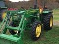2012 John Deere 5045E 40-99 HP