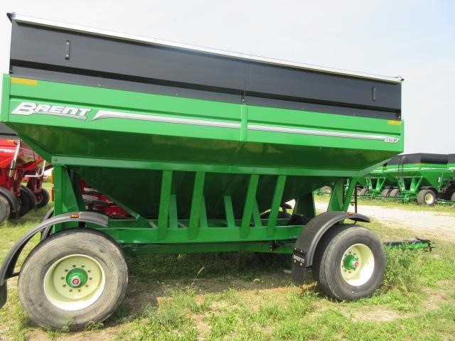 2022 Brent 657 Gravity Wagon