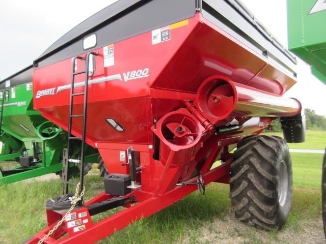 2022 Brent V800 Grain Cart