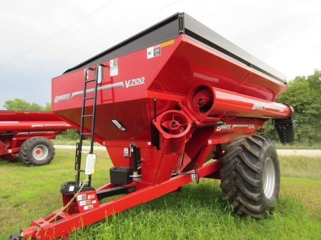 2022 Brent V700 Grain Cart