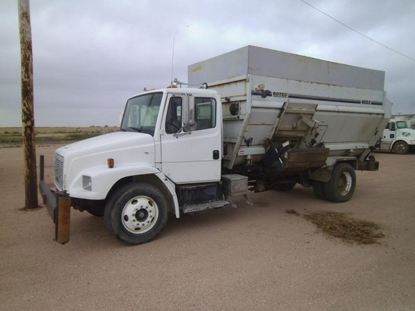 1997 BOTEC 4052 Grinders and Mixer