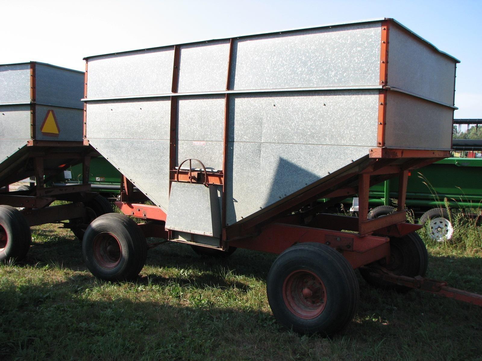 Heider G Gravity Wagon