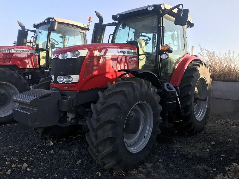 2015 Massey Ferguson 6616 Tractor