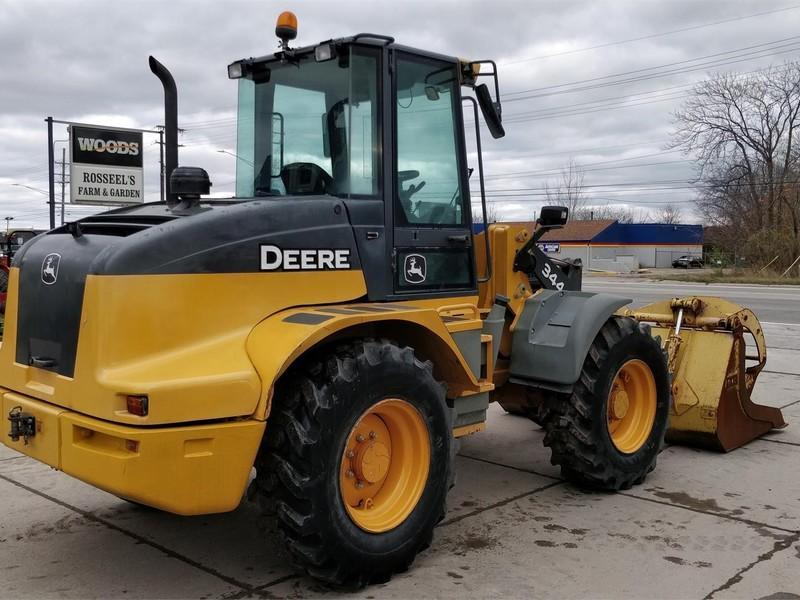 2010 Deere 344J Wheel Loader