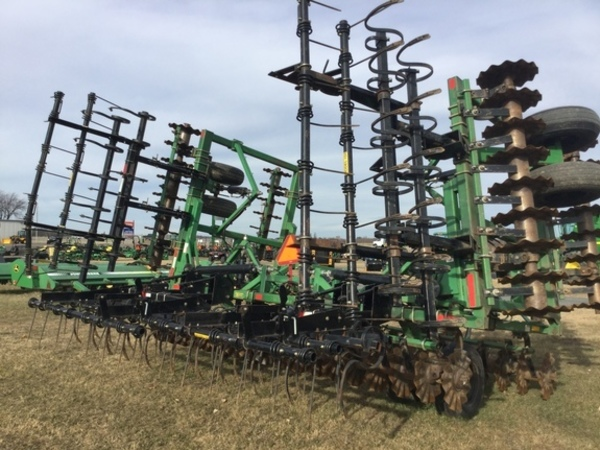 2003 Summers Manufacturing SuperCoulter Vertical Tillage