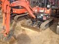 Kubota U17 Excavators and Mini Excavator