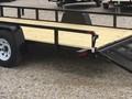 2021 Sure-Trac 7X14 Flatbed Trailer