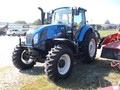 2017 New Holland TS6.130 100-174 HP