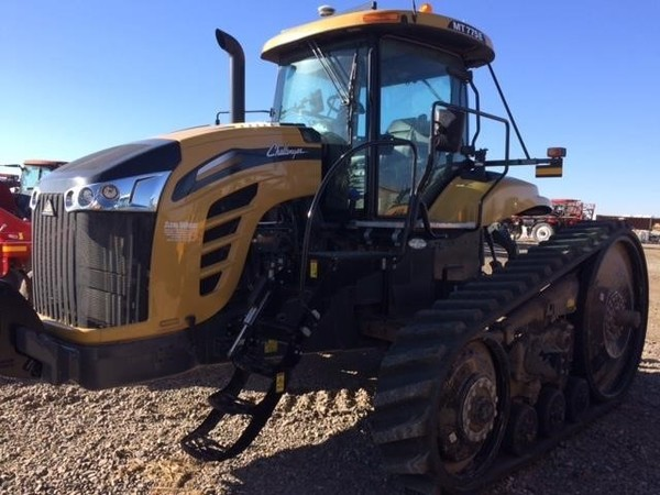 2017 Challenger MT775E Tractor