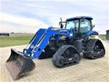 2009 New Holland T6070 Plus 100-174 HP