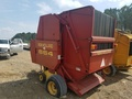 1997 New Holland 664 Round Baler