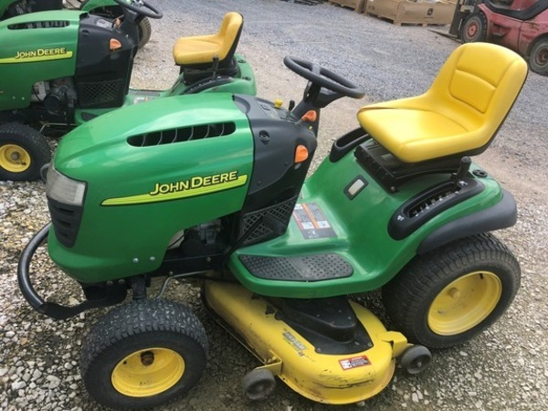 John Deere Lawn Mowers For Sale >> John Deere L120 Lawn And Garden For Sale Machinery Pete