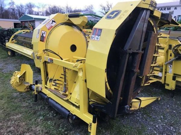 2016 John Deere 676 Forage Harvester Head