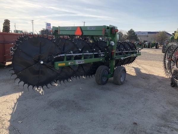 2018 Frontier WR5417 Rake