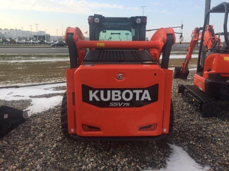 2018 Kubota SSV75 Skid Steer