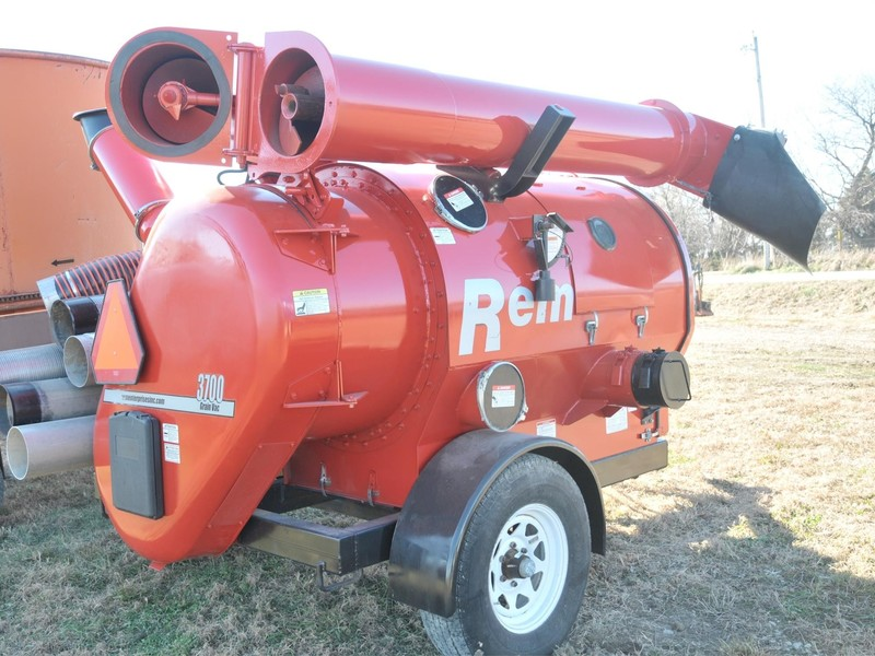 Used Rem 3700 Grain Vacs for Sale | Machinery Pete