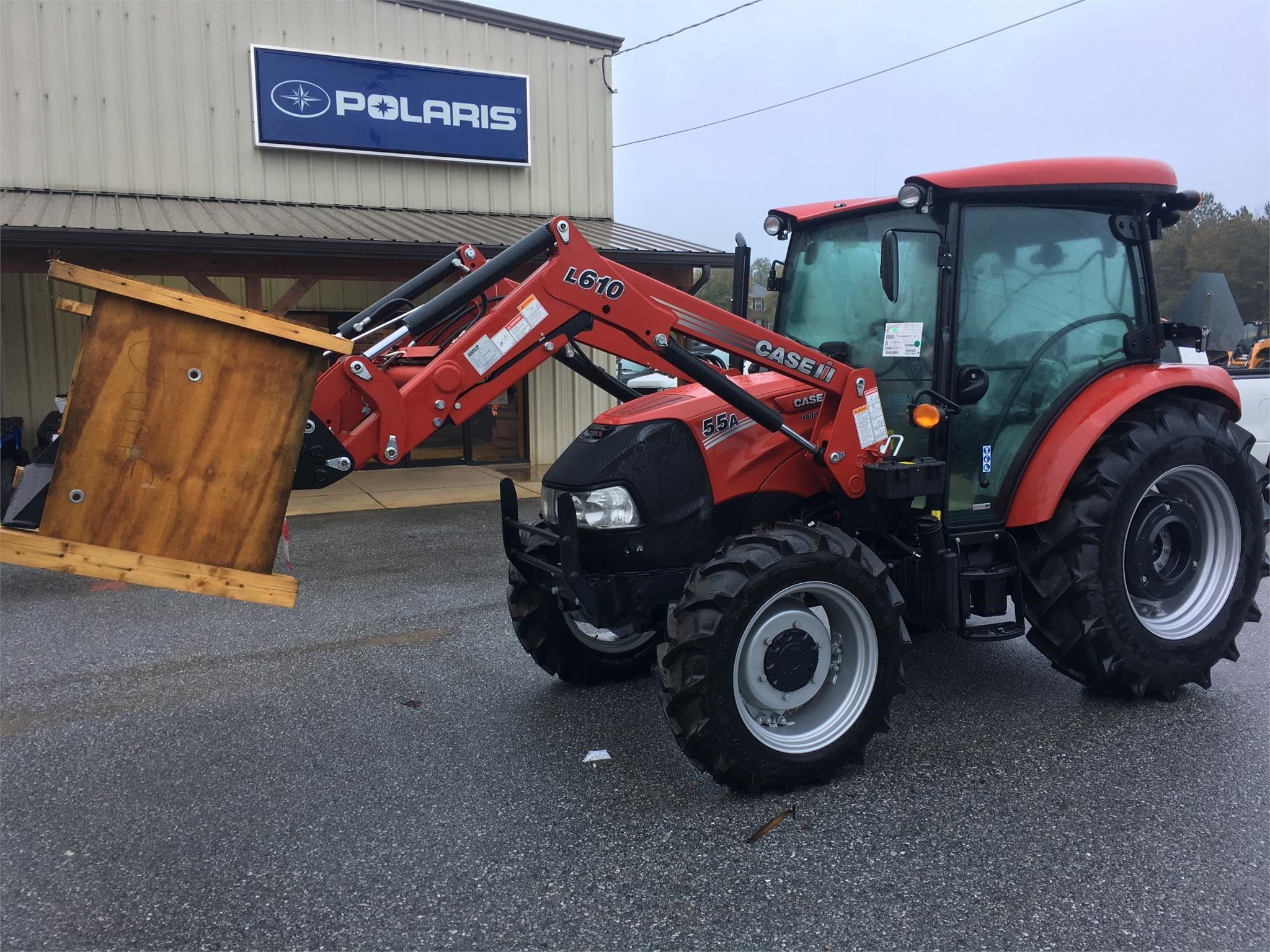2021 Case IH Farmall 55A Tractor