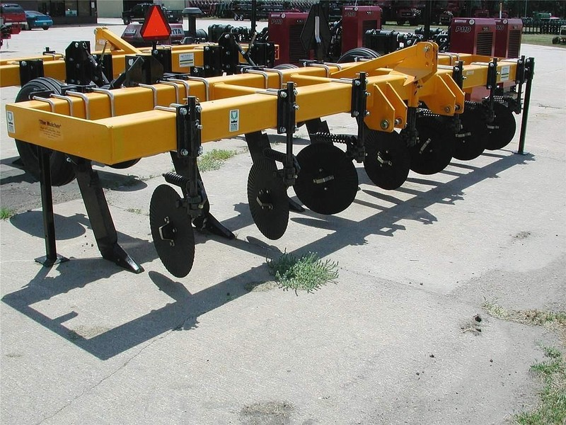 2014 Agri-Products The Mulcher In-Line Ripper