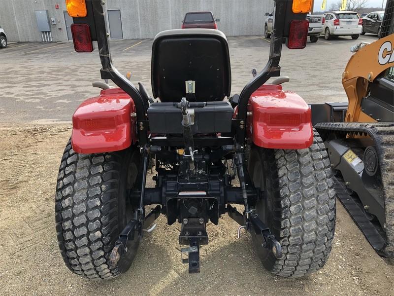 2008 Case IH Farmall 35 Tractor