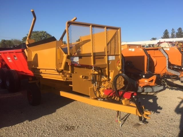 2021 Haybuster 2665 Bale Processor