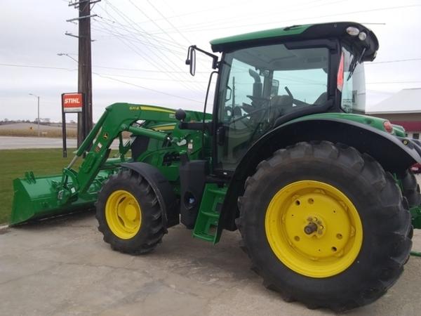2016 John Deere 6130R Tractor