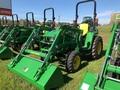 2021 John Deere 3025E Tractor