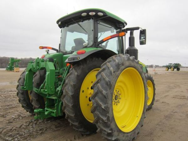 2017 John Deere 8345R Tractor