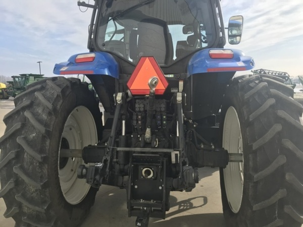 2016 New Holland T7.245 Tractor