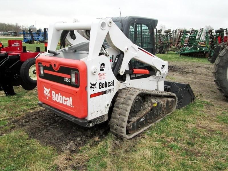 2013 Bobcat T650 Skid Steer