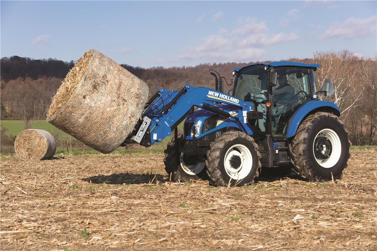 2021 New Holland Powerstar 100 Tractor