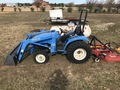 2001 New Holland TC29D Under 40 HP