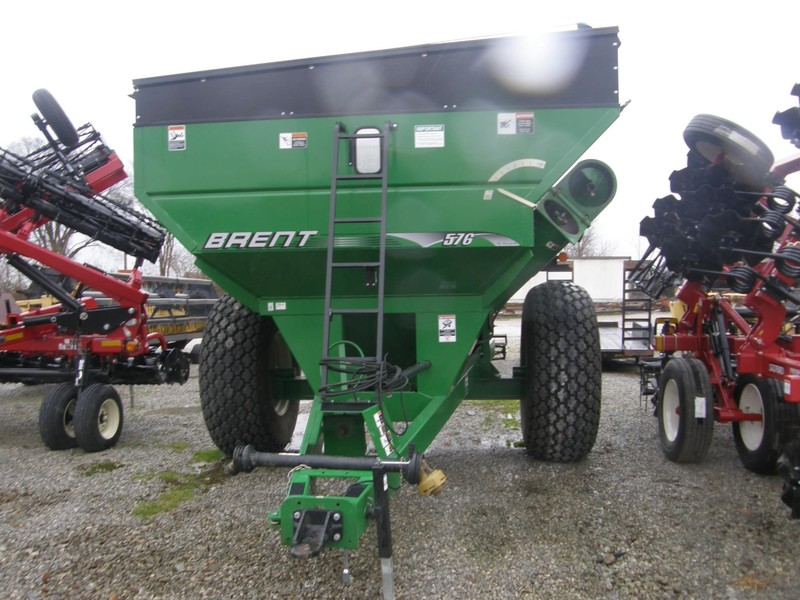 2015 Brent 576 Grain Cart