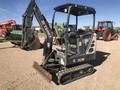 2013 Terex TC16 Excavators and Mini Excavator