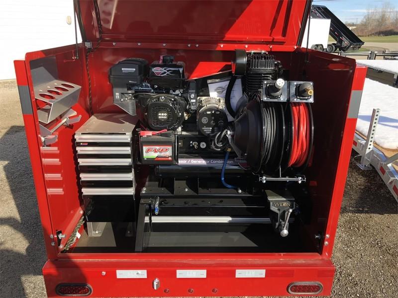 2017 Thunder Creek FST750 Fuel Trailer