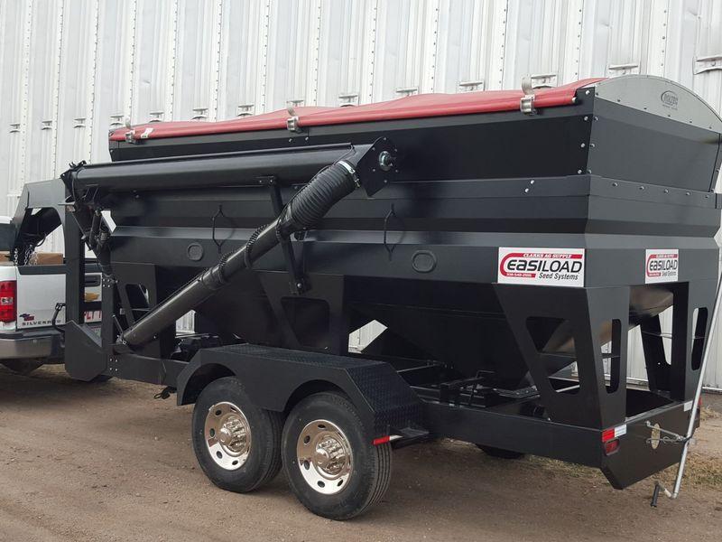 2019 EASILOAD 300 Bulk GN Seed Tender