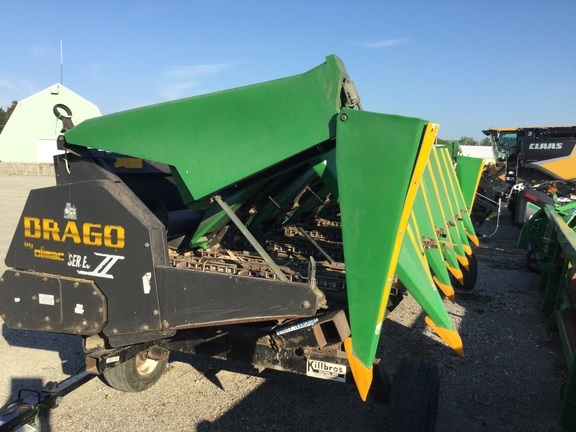 2013 Drago 8R30 Series II Corn Head