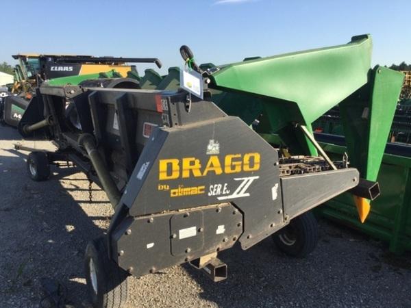 2013 Drago 8R30 Series II Corn Head