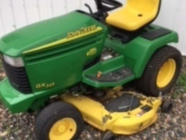 John Deere GX345 Lawn and Garden for Sale | Machinery Pete on john deere z445 wiring, john deere lt160 wiring, john deere sst15 wiring, john deere gt262 wiring, john deere la120 wiring, john deere lx176 wiring, john deere x720 wiring, john deere x360 wiring, john deere x700 wiring, john deere l100 wiring, john deere 425 wiring, john deere sst16 wiring, john deere gt275 wiring, john deere x485 wiring, john deere lx173 wiring, john deere x585 wiring, john deere x540 wiring, john deere la130 wiring, john deere la135 wiring, john deere gx85 wiring,