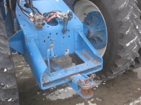 1989 Ford Versatile 846 Tractor