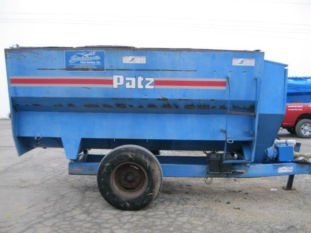 Patz 4305 Grinders and Mixer