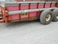 H & S 430BP Manure Spreader