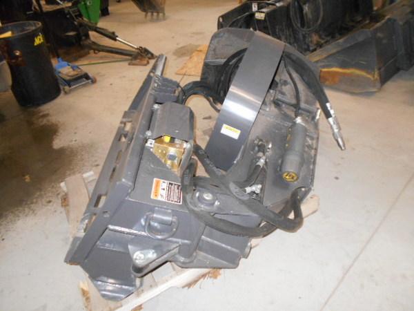 Used Paladin Case Sg26 Stump Grinder Loader And Skid Steer