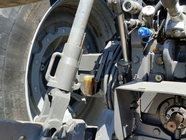 2008 Challenger MT575B Tractor