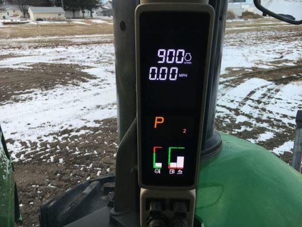 2017 John Deere 9570R Tractor