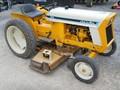 1971 International Harvester Cub 154 Lo-Boy Under 40 HP