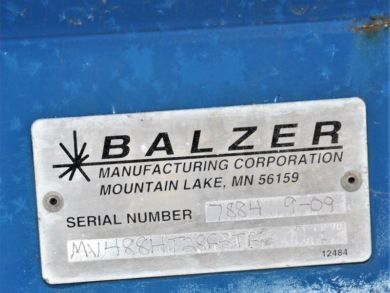 Balzer 4800 Manure Spreader