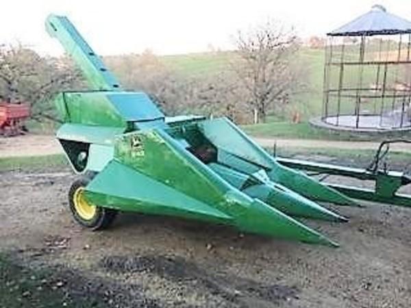 John Deere Corn Pickers For Sale Machinery Pete